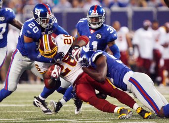 Washington Redskins at New York Giants NFL Week 1