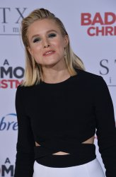 """Kristen Bell attends """"A Bad Moms Christmas"""" premiere in Los Angeles"""