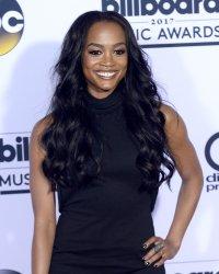 Rachel Lindsay backstage at the Billboard Music Awards in Las Vegas