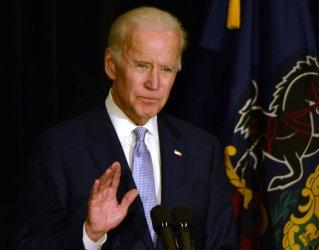 Former Vice President Joe Biden Stumps for Conor Lamb