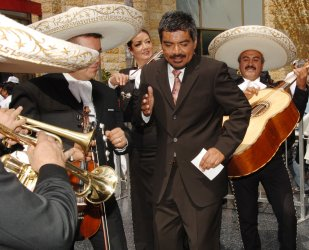COMEDIAN GEORGE LOPEZ RECEIVES STAR ON HOLLYWOOD WALK OF FAME