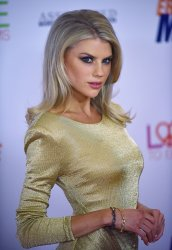 Charlotte McKinney attends Race to Erase MS gala in Beverly Hills