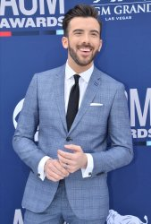 Jeremy Parsons attends the Academy of Country Music Awards in Las Vegas