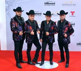 Los Cuates De Sinaloa attends the Billboard Latin Music Awards in Las Vegas