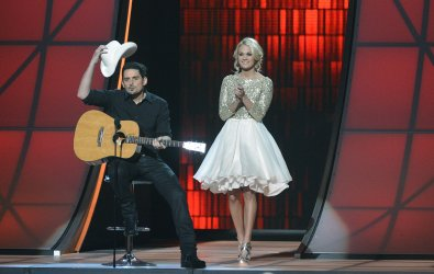 46th Annual Country Music Awards in Nashville, Tennessee