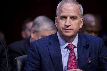 National Geospatial Intelligence Agency Director Robert Cardillo Testifies Before the Senate Select Intelligence committee