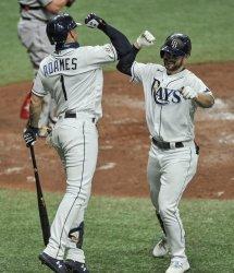 Boston Red Sox vs Tampa Bay Rays in Tampa
