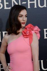 """Ayelet Zurer attends the """"Ben-Hur"""" premiere in Los Angeles"""