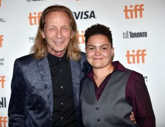 Paul Raci attends 'Sound of Metal' premiere at Toronto Film Festival