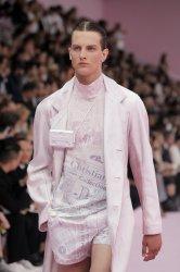 Dior Fashion in Paris