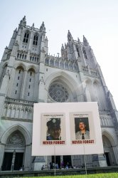 National Cathedral Hosts Memorial Service for 20th Anniversary of the Sept. 11 Attacks