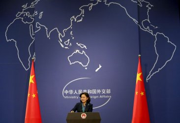 Deputy Foreign Ministry spokesperson Hua answers questions in Beijing, China