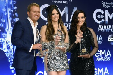 2014 Country Music Awards in Nashville, Tennessee