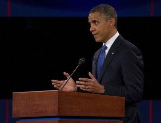 Presidential Debate in Denver, Colorado