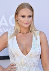 Miranda Lambert attends the 52nd annual Academy of Country Music Awards in Las Vegas