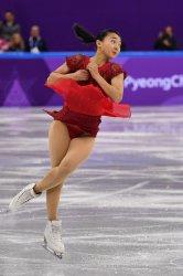 Women's Single Team Figure Skating at the Pyeongchang 2018 Winter Olympics