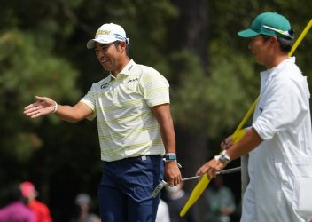 Final Round of the Masters Tournament in Augusta, Georgia