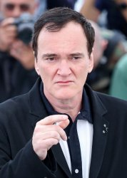 Quentin Tarantino attends the Cannes Film Festival