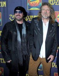 'Led Zeppelin: Celebration Day' premiere in New York