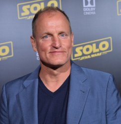 "Woody Harrelson attends the premiere of ""Solo: A Star Wars Story"" in Los Angeles"
