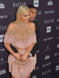 Kylie Jenner at Harper's BAZAAR
