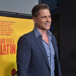 """Rob Lowe attends the """"How to Be a Latin Lover"""" premiere in Los Angeles"""