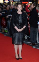 """Olivia Colman attends a screening of """"The Lobster"""" in London"""