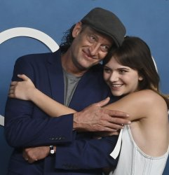 """Troy Kotsur and Emilia Jones Attend """"CODA"""" Photo-Call in West Hollywood"""