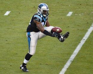 Panthers Kony Ealy picks Broncos Peyton Manning