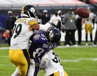 Pittsburgh Steelers Defeat the  Baltimore Ravens 28-24