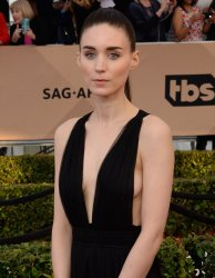 Rooney Mara attends the 22nd annual Screen Actors Guild Awards
