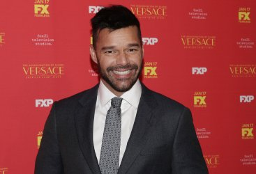 Ricky Martin at 'The Assassination Of Gianni Versace'