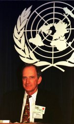 plans for Earth Day 2000 unveiled at UN press conference