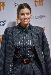 Jessica Biel attends 'Limetown' premiere at Toronto Film Festival