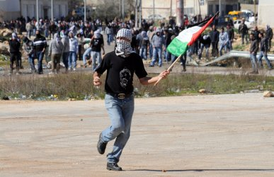Riots In West Bank