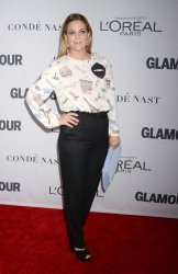 Drew Barrymore at Glamour's 2017 Women of The Year Awards