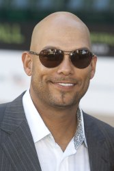 """Marvin Horn arrives at the premiere of """"Moneyball"""" in Oakland, California"""