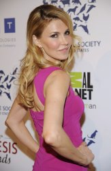 Brandi Glanville attends the 26th Genesis Awards in Beverly Hills