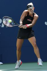 Angelique Kerber of Germany at the US Open in New York