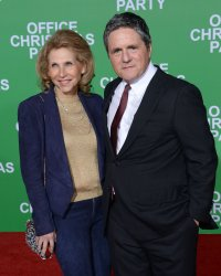 "Shari Redstone and Brad Grey attend the ""Office Christmas Party"" premiere in Los Angeles"