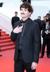 Nicolas Maury attends the Cannes Film Festival