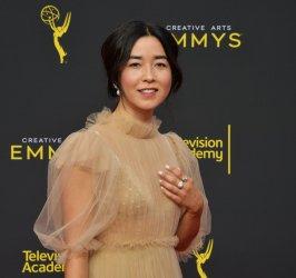 Maya Erskine attends Creative Arts Emmy Awards in Los Angeles