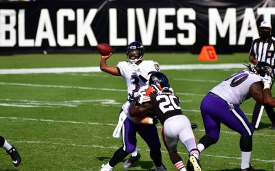 Baltimore Ravens defeat Cleveland Browns 38-6 at M&T Bank Stadium