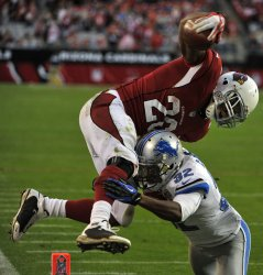 Detroit Lions vs Arizona Cardinals in Glendale, Arizona