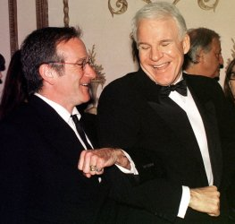 actor-comedian Steve Martin honored in New York