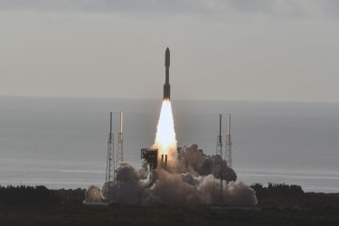 NASA and ULA Launch Perseverance and Ingenuity Spacecraft to Mars
