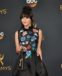 Maisie Williams attends the 68th Primetime Emmy Awards in Los Angeles