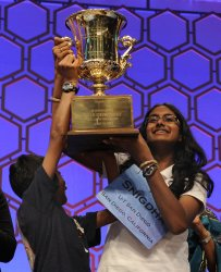 Snigdha Nandipati of San Diego wins Finals of the Scripps National Spelling Bee
