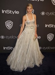Julianne Hough attends the InStyle and Warner Bros. Golden Globe after-party in Beverly Hills