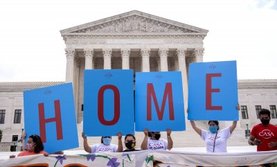 The Supreme Court Rules to Support DACA in Washington, DC